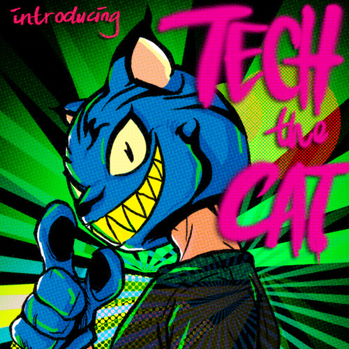 Tech The Cat's avatar