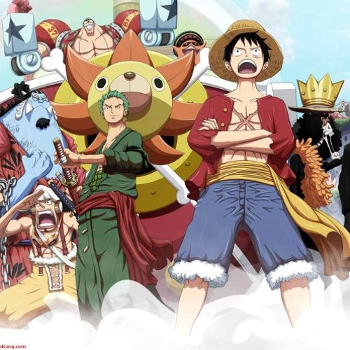 One Piece Soundtrack- Angry