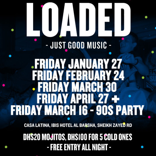 Loaded - Just Good Music's avatar