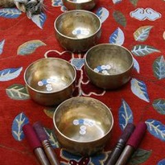 Bodhisattva Singing Bowls