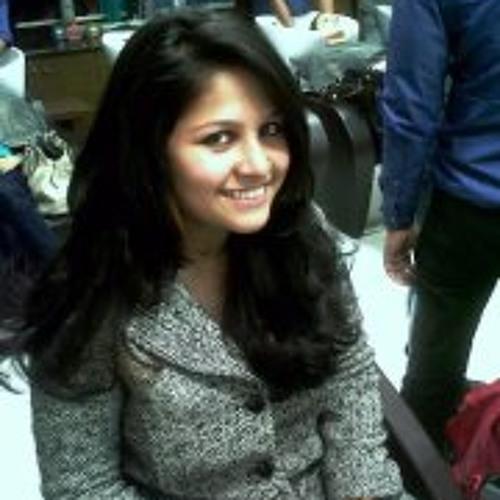 Radhika Mahalanobis's avatar