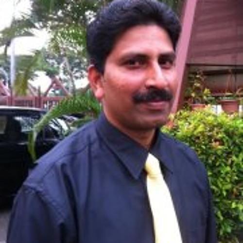 Azariah Thiraviam's avatar
