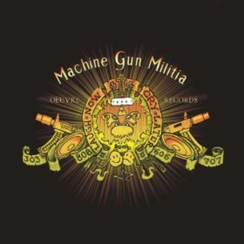 Machine Gun Militia's avatar