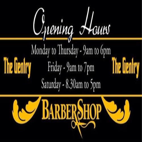 The Gentry Barbershop's avatar