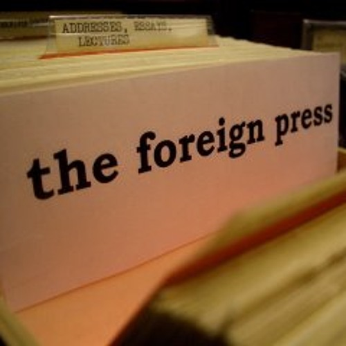theforeignpress's avatar