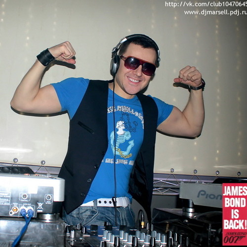 dj Marsell's avatar