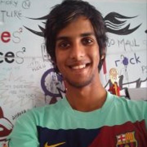 Ashvin Ramphul's avatar