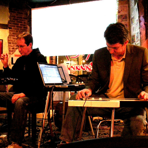 Duet for Theremin and Lap Steel Jan 16 1