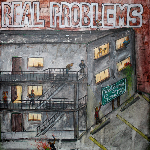 Real Problems's avatar