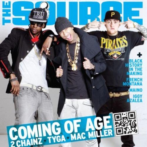 The Source Magazine's avatar