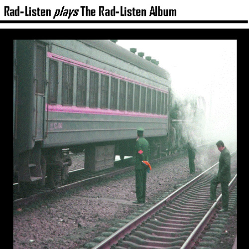 Rad-listen records's avatar