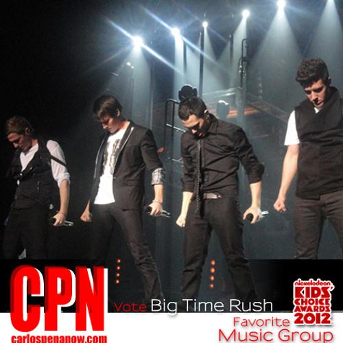 Big Time Rush on 102.7 KIIS-FM (7/18/12)