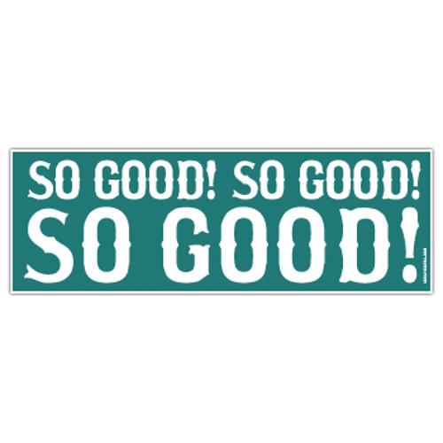 So Good's avatar