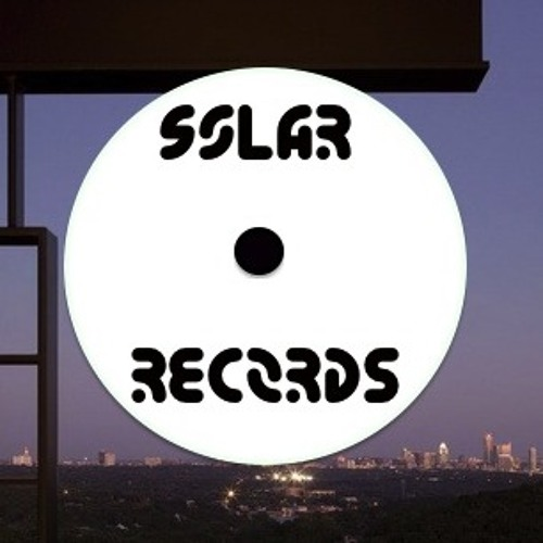 Solar Recordings's avatar