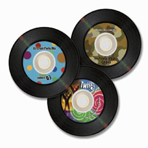 "Mixtape Roots Keujah's 7"" Vinyls"