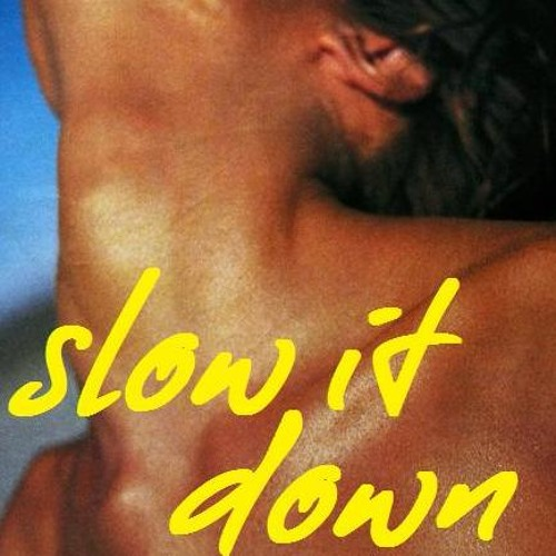 Slow It Down's avatar