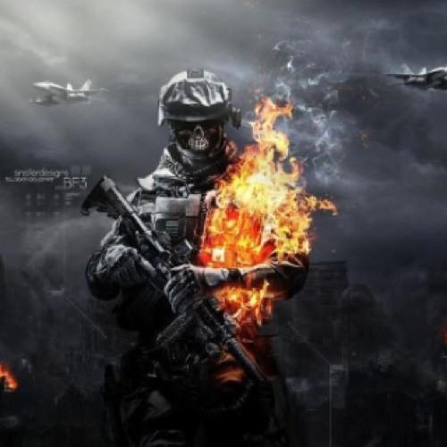 Battlefield 3 Theme Song