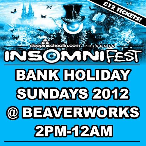 INSOMNI-FEST 2012's avatar