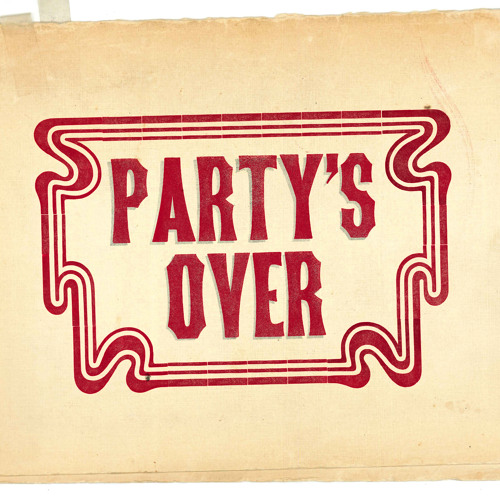 Party's Over Records's avatar
