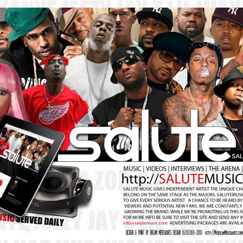 SaluteMusic's avatar