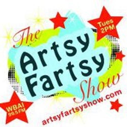 Artsy Fartsy Show - Joy Show- December 4, 2012