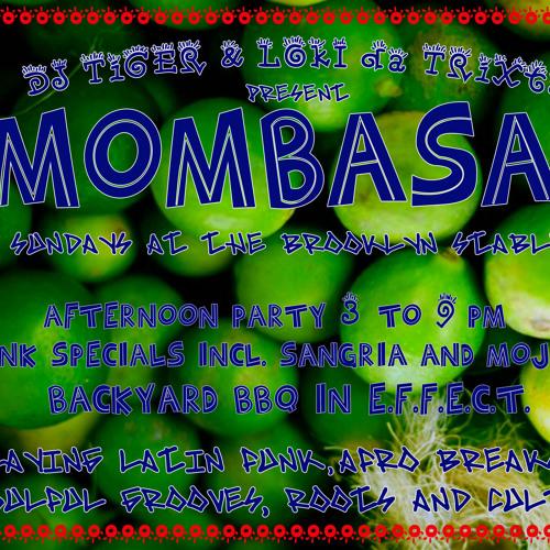 MOMBASA NYC's avatar