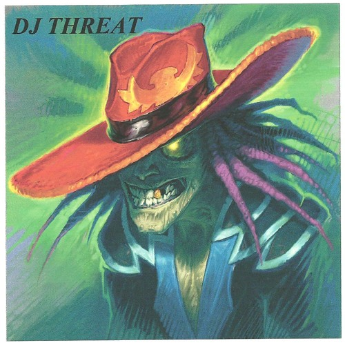 DJ THREAT's avatar