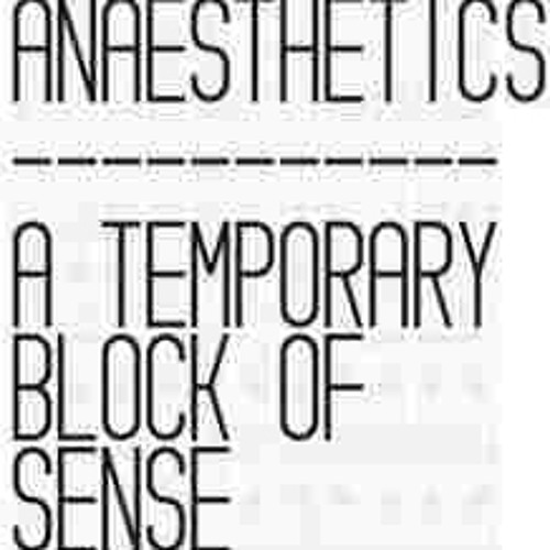 Anaesthetics's avatar