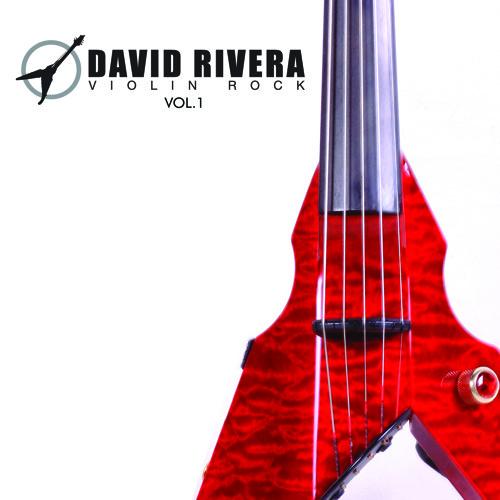 DAVID RIVERA violin rock - Maniac