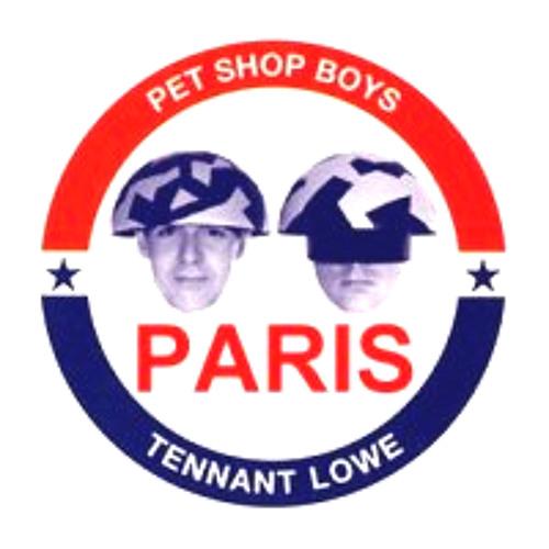PET SHOP BOYS IN PARIS's avatar