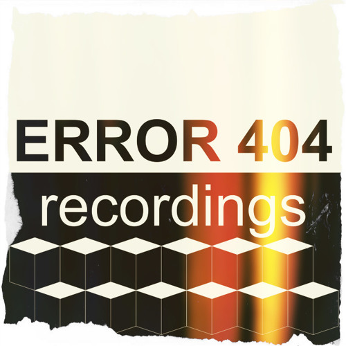 ERROR 404 recordings's avatar