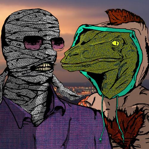 Mummy Man & Raptor's avatar