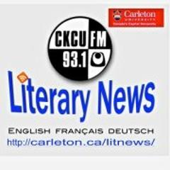 """Radio CKCU/LitNews 'Das literarische Echo': """"Robert Schumann und Jean Paul""""."""