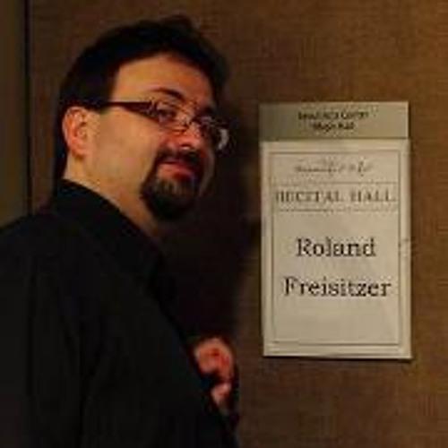 Roland Freisitzer's avatar