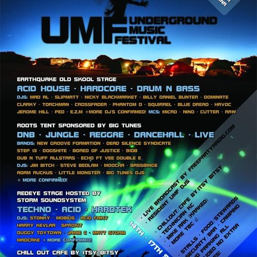 underground musicfestival's avatar