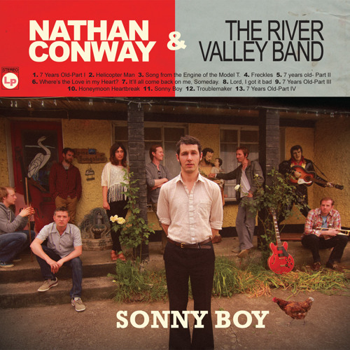 Nathan Conway's avatar
