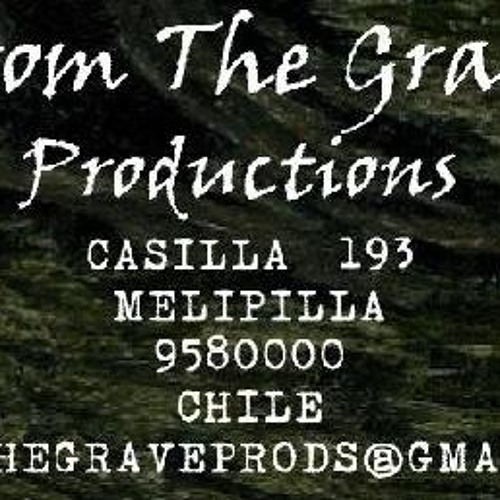 From the Grave Prods.'s avatar