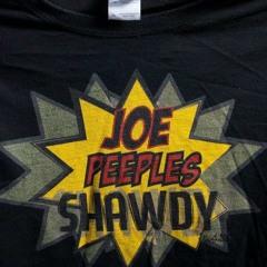 JOE PEEPLES SHAWDY