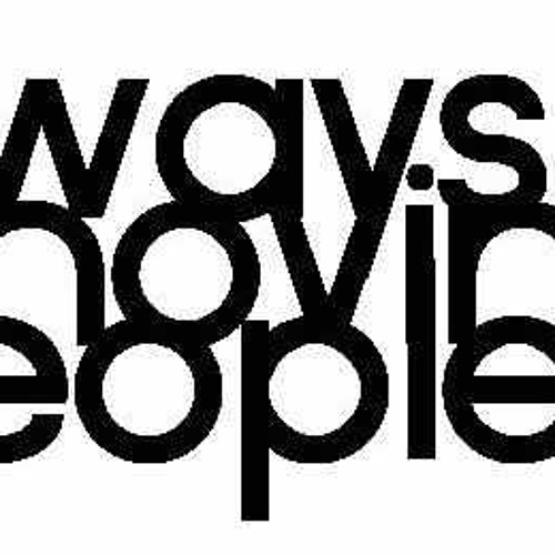 Always.Moving.People's avatar