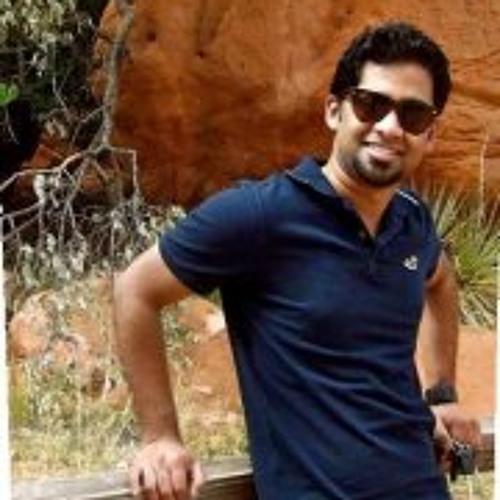 Ajay Narasimmamoorthy's avatar