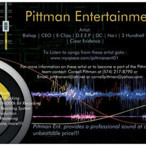 Pittman Ent.'s avatar