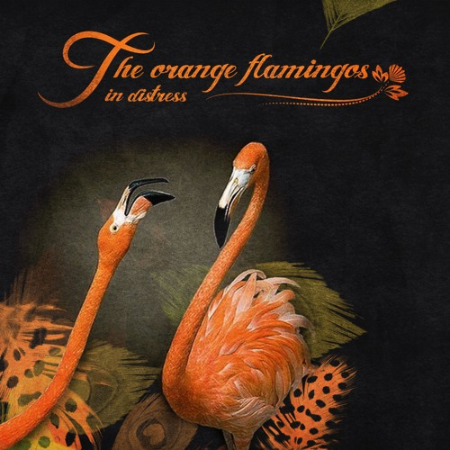 The orange flamingos's avatar