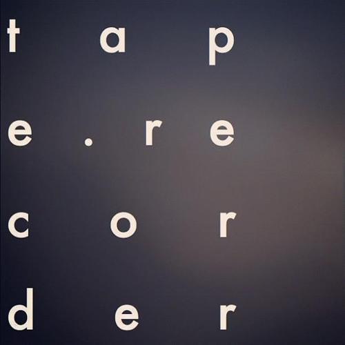 taperecorder's avatar