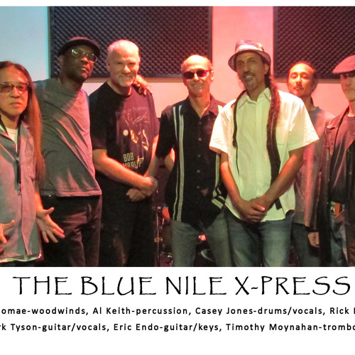 The Blue Nile X-Press's avatar