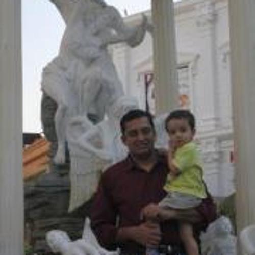 Anshum Verma's avatar