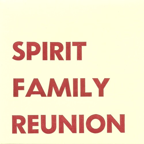 Spirit Family Reunion's avatar