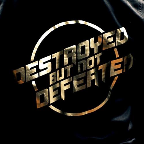 DestroyedButNotDefeated's avatar