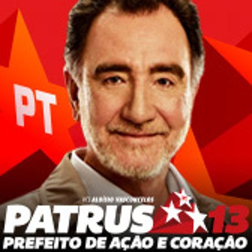 Patrus promete melhora a saúde