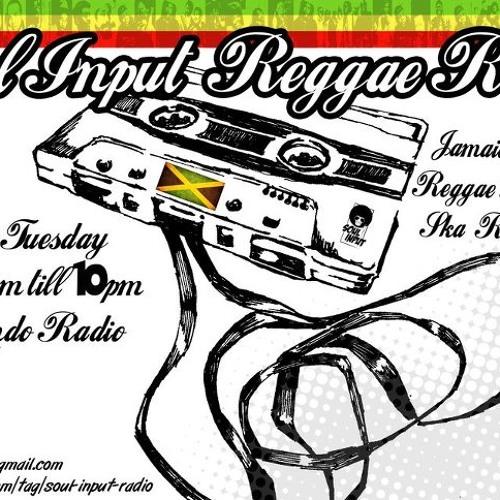 Soul Input Reggae Radio's avatar