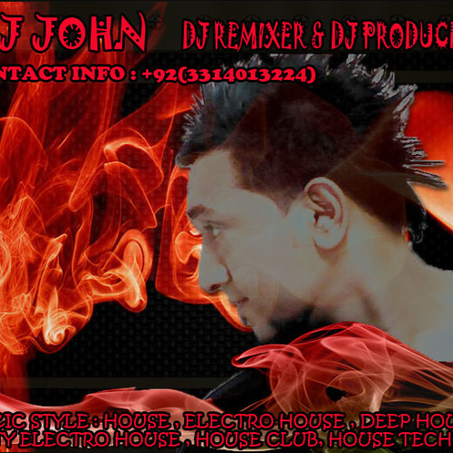 DJ Jonson's avatar